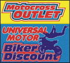 Motocross outlet